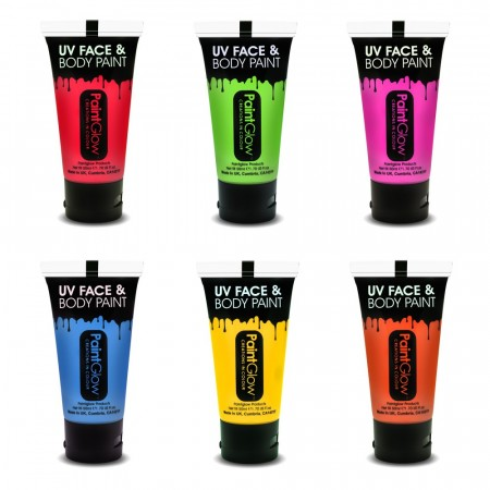 UV Neon ansiktsmaling 50 ml