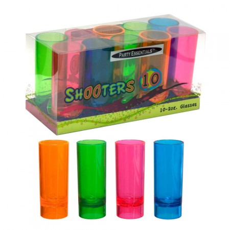UV shot-glass 10 stk