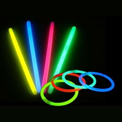 Glow sticks & armbånd